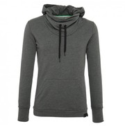 Great offe Serial Hooded Sweatshirt in Grey of Diesel brand just £72